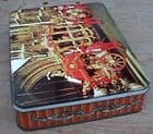 Vintage Biscuit Tin Huntley & Palmers Reading Lord Mayor's Coach HBS 2569/4001, Circa 1950s